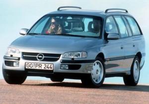 Omega-1994-vorne-Silber-Caravan