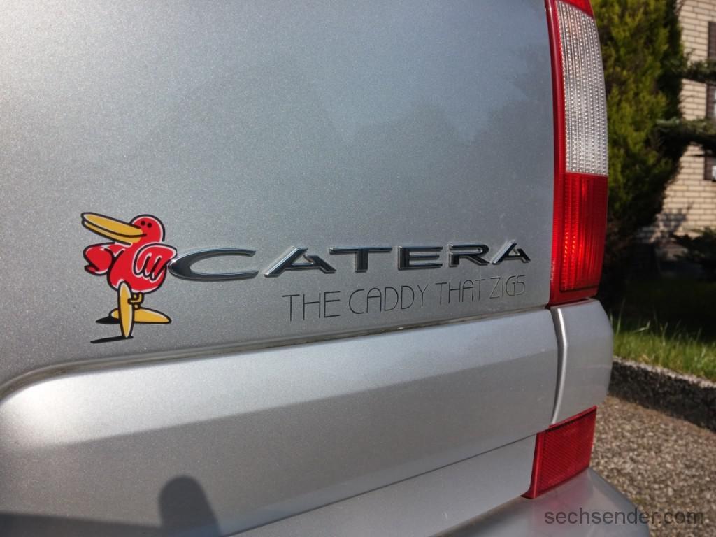 Catera-Schriftzug-Omega-Ziggy