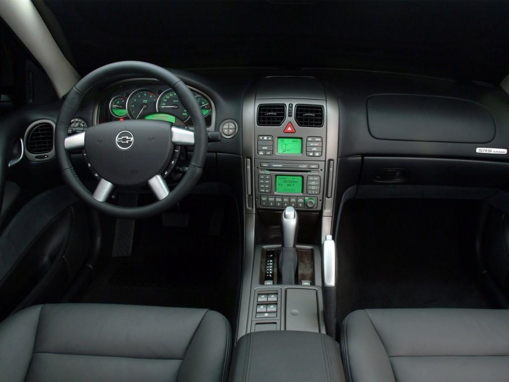 Chevrolet Omega Innen X