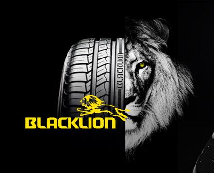 Blacklion Tyre Logo