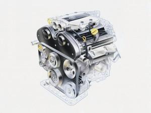2000-Cadillac-Catera-Motor
