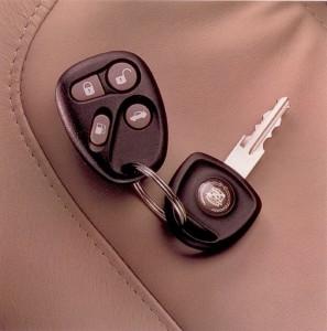 Cadillac-Catera-Schlüssel