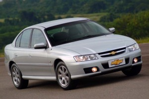 Chevrolet Omega 2005 o mais potente ve'culo de passageiros da hi