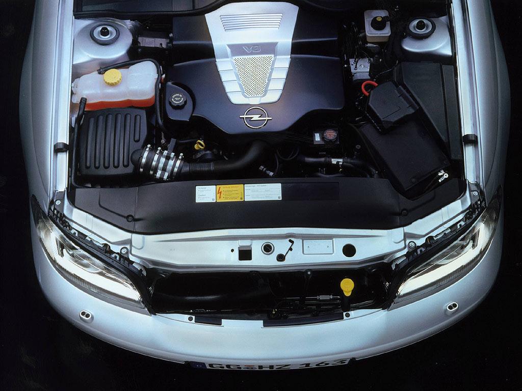 Omega V8 Com Sechsender