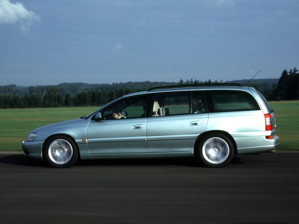 Opel Omega V Caravan X