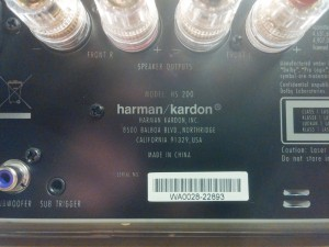 Harman-Kardon-HS200-Bezeichnung