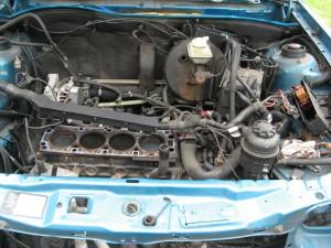 Astra-F-Demontage-Vorderwagen
